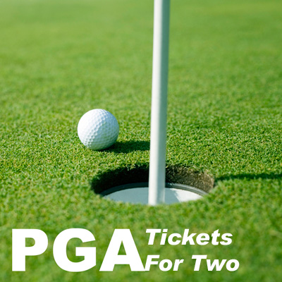 PGA™ Championship Tickets - Don't miss your chance to see some of the world's greatest golfers. Get 2 tickets to the PGA Championship.  Tickets subject to availability based on date of request.