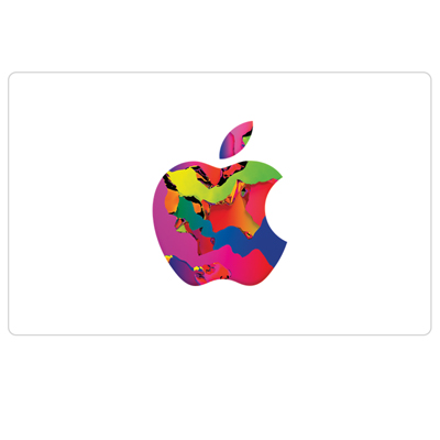 APPLE<sup>&reg;</sup> $25 Gift Card - Your source for products, apps, games, music, and more!